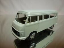 CURSOR MODELL 970 MERCEDES BENZ L206D L306D - PALE GREY 1:43 - GOOD CONDITION