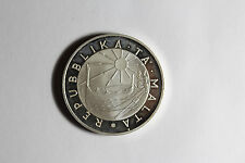 1981 Malta 5 Pounds Silver Proof Coin