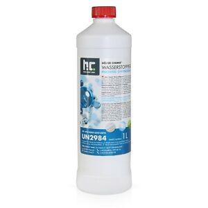 1 Liter H2O2 Wasserstoffperoxid 11,9% Lösung Flüssig Peroxid 1000 ml