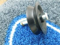 FORD FIESTA MK1 CORTINA MK2 CAPRI HANDBRAKE PULLEY WHEEL PIN AND CLIP GENUINE