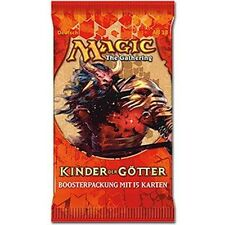 GERMAN Magic MTG Born of the Gods BNG Factory Sealed Booster Pack the Gathering