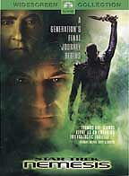 Star Trek: Nemesis (DVD, 2003, Widescreen)