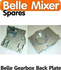 Placa trasera caja de cambios Gear Box Belle 150 140 Cemento Hormigonera Piezas Repuestos Nuevo
