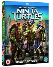 Teenage Mutant Ninja Turtles [Blu-Ray] * NEW & SEALED - FAST DISPATCH *