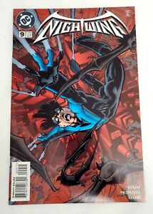 DC Comics NIGHTWING Issue #9 (1996)  by Chuck Dixon NM