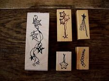 Stars, Star Rubber Stamps