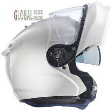 HJC R-pha Max EVO Modular Flip Front Motorbike Motorcycle Helmet Gloss White L