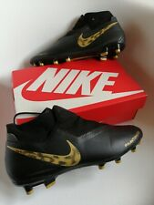 Nike mens football boots Size 10 Phantom Vision panter FG academy