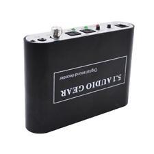 5.1 Decodificador de Audio Digital Ac3/Dts Estéreo Analógico 2 Puertos Spdif