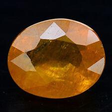 TOP SAPPHIRE : 8,16 Ct Natürlicher Gelber Saphir aus Madagaskar