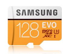 Samsung EVO 128GB 128G micro SD micro SDXC Flash Memory Card 100MB/s 4K Class10