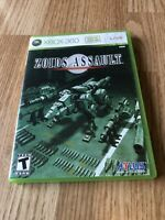 Zoids Assault (Microsoft Xbox 360, 2008) BT2