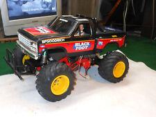 TAMIYA BLACKFOOT VINTAGE TAMIYA VINTAGE RC CAR VINTAGE RC MOTOR