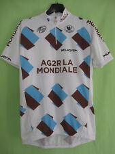 Maillot cycliste Ag2r La Mondiale Tour 2010 Kuota Vermarc Jersey UCI Pro - L