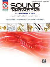 SOUND INNOVATIONS - Baritone/Euphonium T.C, Book 2