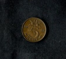 Netherlands 1953: 5 Cent Coin