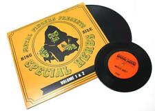 "MF DOOM - Special Herbs Vol. 1 & 2 (2xLP + Bonus 7"") NEW Sealed!"