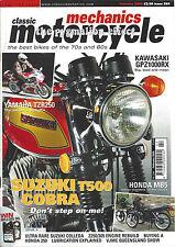 Kawasaki GPZ1000RX 2MA T500L TZR250 Yamaha TZR250R MB-5 3MA CD250U SB125 Colleda