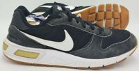 Nike Nightgazer 644402-006 Black/White Trainers Suede UK10.5/US11.5/EU45.5