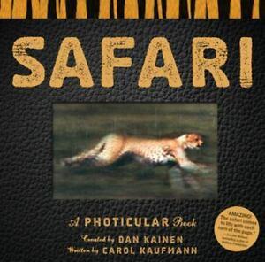 Safari: A Photicular Book by Dan Kainen