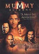 The Mummy Returns (DVD, 2008)