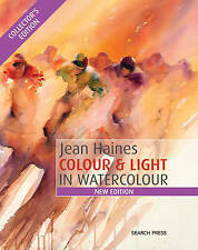 Jean Haines Colour & Light in Watercolour, Jean Haines, Used; Good Book