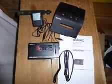 Sony Walkman Professional WM-D6C, guter gebrauchter Zustand, funktionsfähig