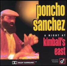 Poncho Sanchez - Night at Kimball's East [New CD]