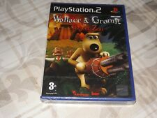 """PS2 """" WALLACE & GROMIT IN PROJECT ZOO """" SIGILLATO"""