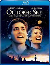 OCTOBER SKY (Jake Gyllenhaal)  - BLU RAY - Sealed Region free for UK