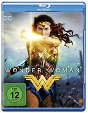Wonder Woman (Blu-ray, 2017)