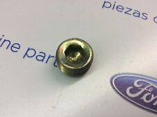 Ford Capri/Cortina/Escort New Genuine Ford inlet manifold threaded plug
