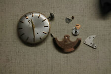 Vintage Omega Automatic Dial and Movement for parts