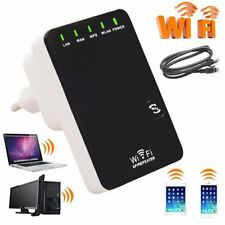 Neu Mini Router 5in1 Repeater Verstärker WPS Wireless 300 Mbit Wifi WLAN Client
