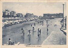 * NETTUNIA (Anzio) - Spiaggia (Fot.Berretta) 1940