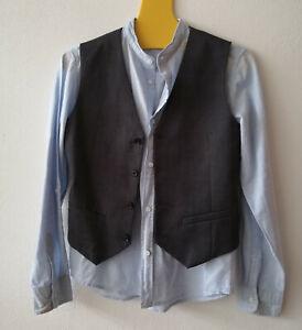 H&M Hemd mit Weste  Größe 152