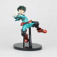 My Hero Academia Figure Vol1. Smack Midoriya Izuku Katsuki Boku Academia Figural