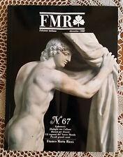 Rivista d'arte FMR (mensile di Franco Maria Ricci - n°67   1988   1/16