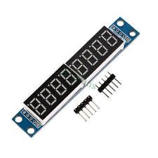 MAX7219 LED Dot matrix 8-Digit Digital Display Tube Control Module For Arduino