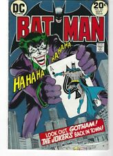 Batman #251 (Sept. 1973) DC Comics, 1st print, 6.0 condition