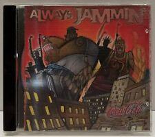 COCA COLA CD Always Jammin Rap CD KBXX Radio 1999 PROMOTIONAL Lenticular Cover