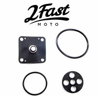 2FastMoto Kawasaki Petcock Fuel Pet Cock Repair Rebuild Kit Gas Petrol Valve