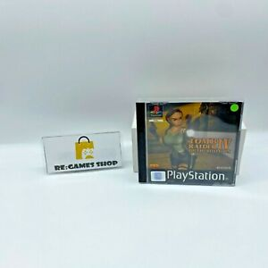Tomb Raider IV 4 The Last Revelation - Playstation 1 PS1 Spiel in OVP | SEHR GUT