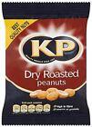 Arachides rôties à sec KP - 50 g - Lot de 12