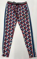 Hudson Multicolored Geo Print Pants Mens Size Large Rare Free Shipping.