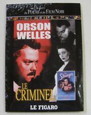DVD LE CRIMINEL - Orson WELLES / Edward G. ROBINSON - NEUF