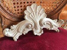 Estuco - Corona de decoración 120-348B de hormigón para Fachada exterior
