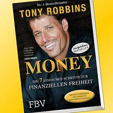 TONY ROBBINS | MONEY | Die 7 einfachen Schritte zur finanziellen Freiheit (Buch)