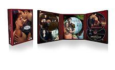 PACK CREPUSCULO DVD EDICION LIMITADA SAGA COMPLETA NUEVO ( SIN ABRIR ) //