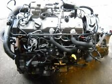 MOTORE ENGINE FORD TRANSIT CONNECT 1.8 TDCi r2pa 2007 95.000 t/km